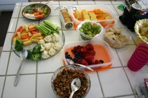 Reiki 1 class healthy lunch Las Vegas, Nevada