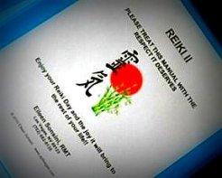 Reiki 1 Manual for Certification Classes Las Vegas